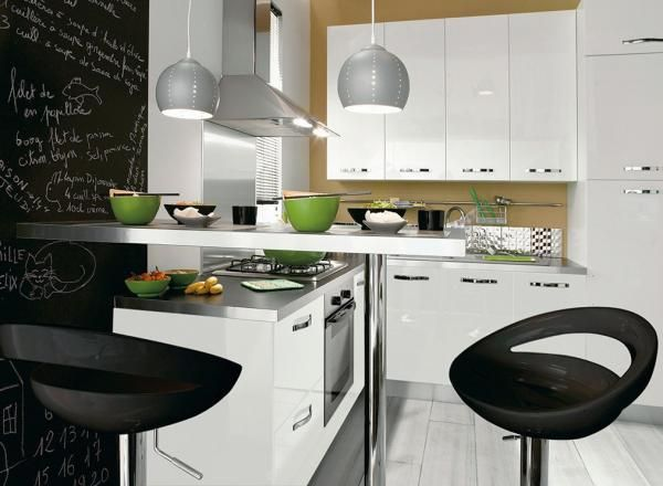 Cuisine Conforama Decooo Pinterest Gloss Kitchen, High Gloss