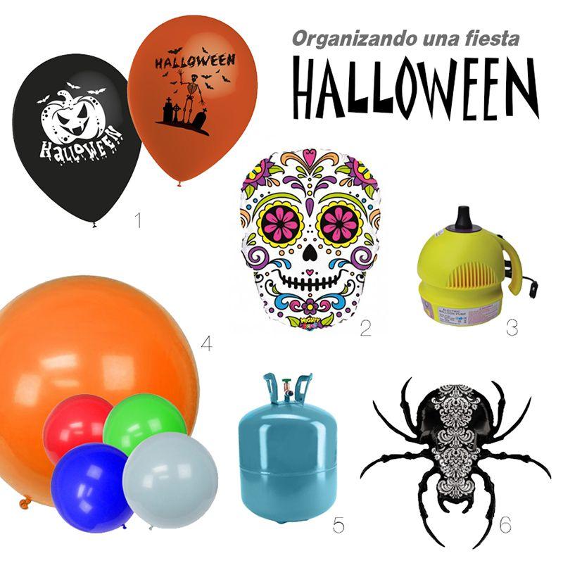 8 ideas diy para decorar Halloween con globos   Decorar en familia   DEF Deco