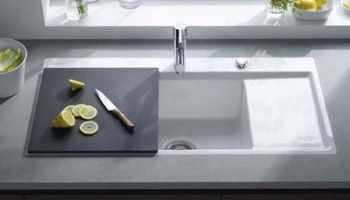 Kiora Z Added To Kitchen Sink Collection From Duravit