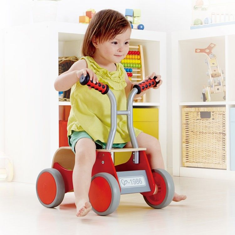 baby walker push cart and cool ride on car for toddlers you got
