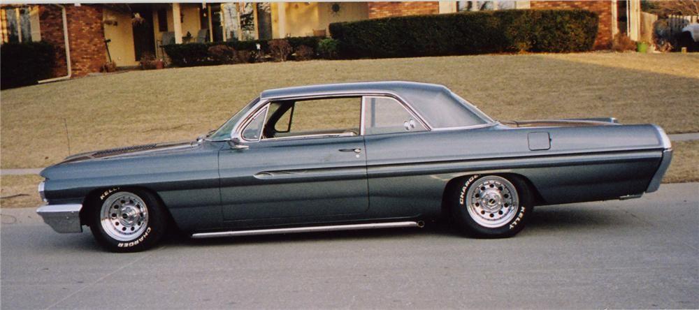 1962 Pontiac Catalina 2 Door Hardtop 43452 Barrett Jackson Auction Company World S Greatest Collector Car Auctions Pontiac Catalina Pontiac Classic Cars