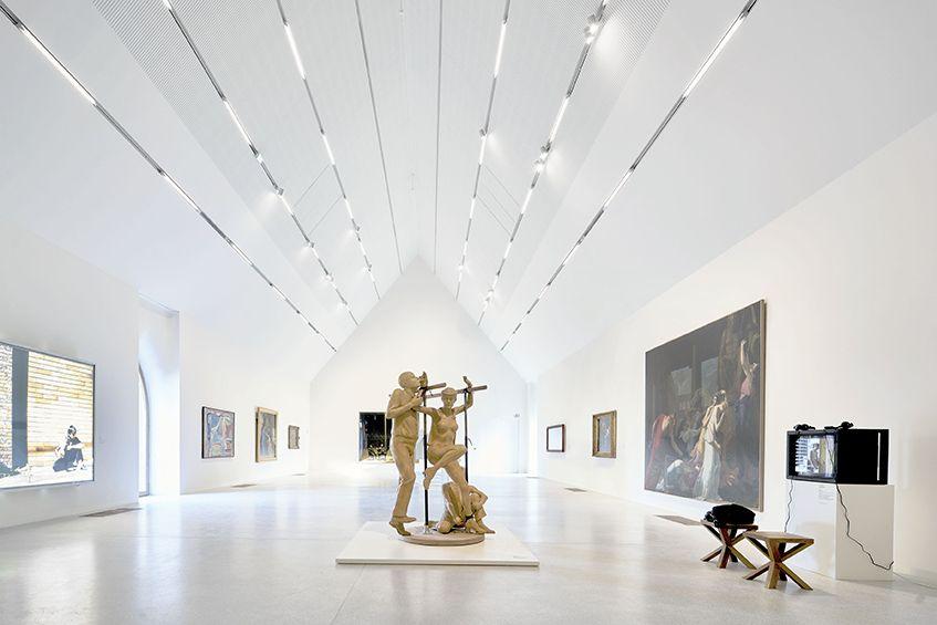 Musée Unterlinden Colmar Herzog et De Meuron