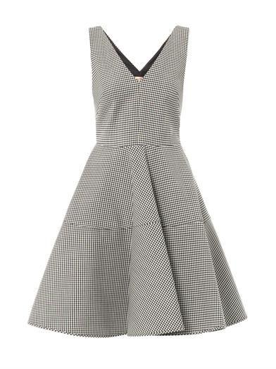 No. 21 gingham dress | Fashion I Love | Dresses, Gingham ...