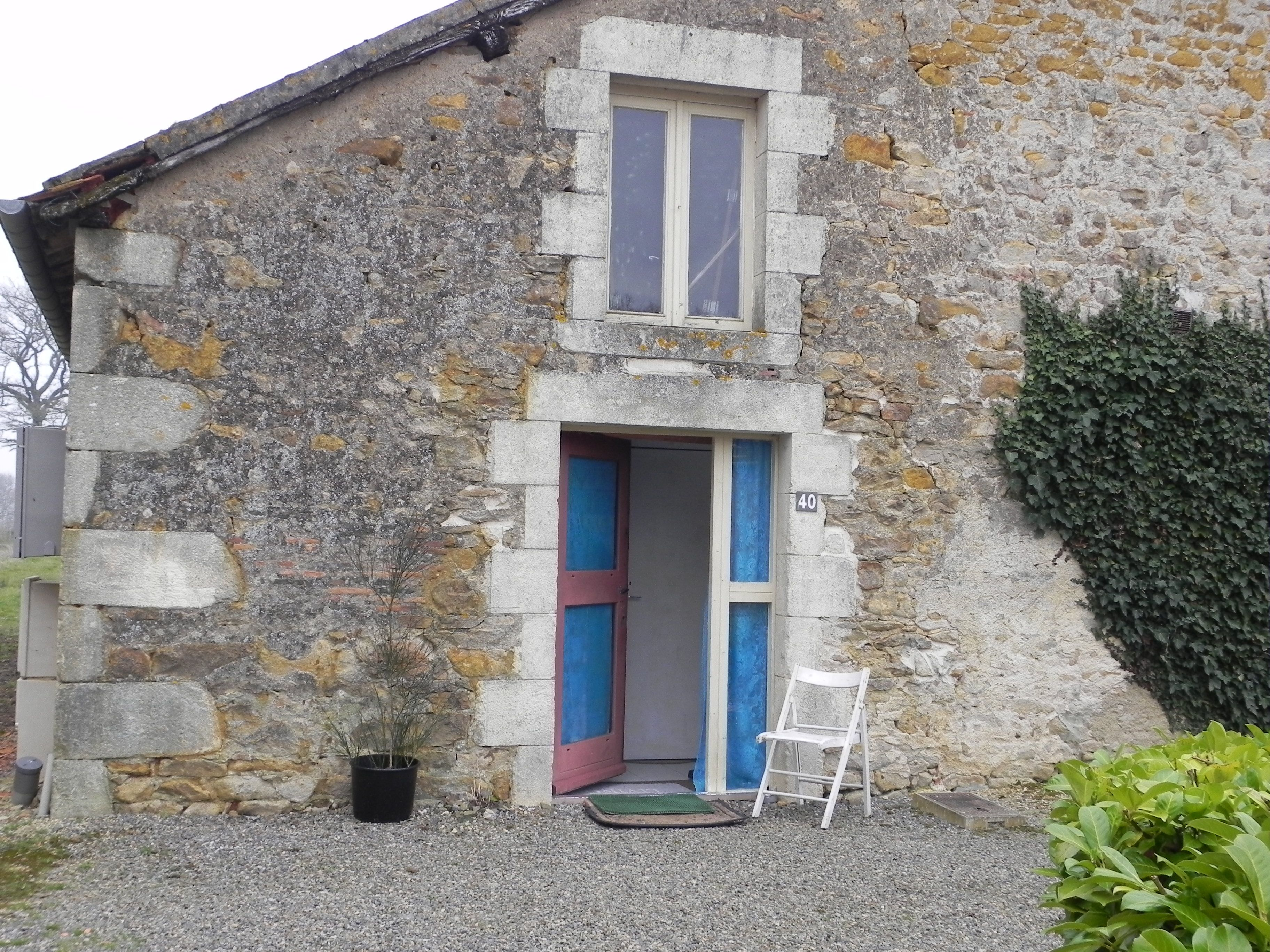 our home in France