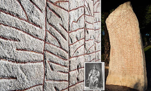 Mysterious Viking inscription reveals they feared climate change