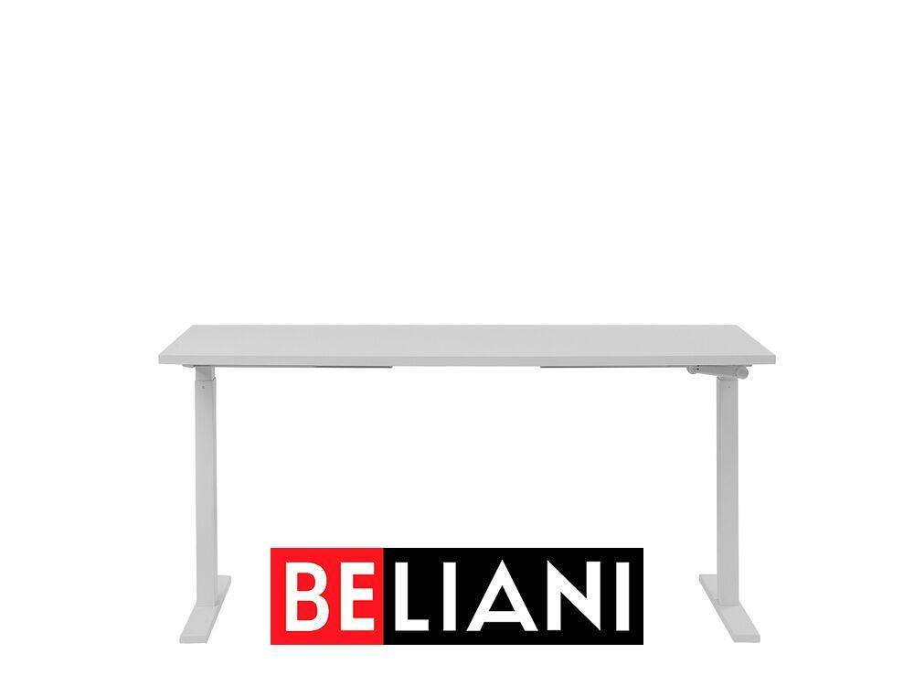 Schreibtisch Weiss 130 X 72 Cm Manuell Hohenverstellbar Uplift Ii