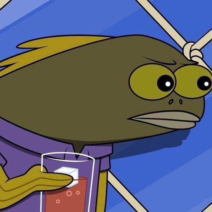 Bakedsharpie Bakedsharpie On Tiktok Ohyeahchallenge Crazyneighbors Goodmorningall Fypforyou Meme Kartun Meme Spongebob Stiker