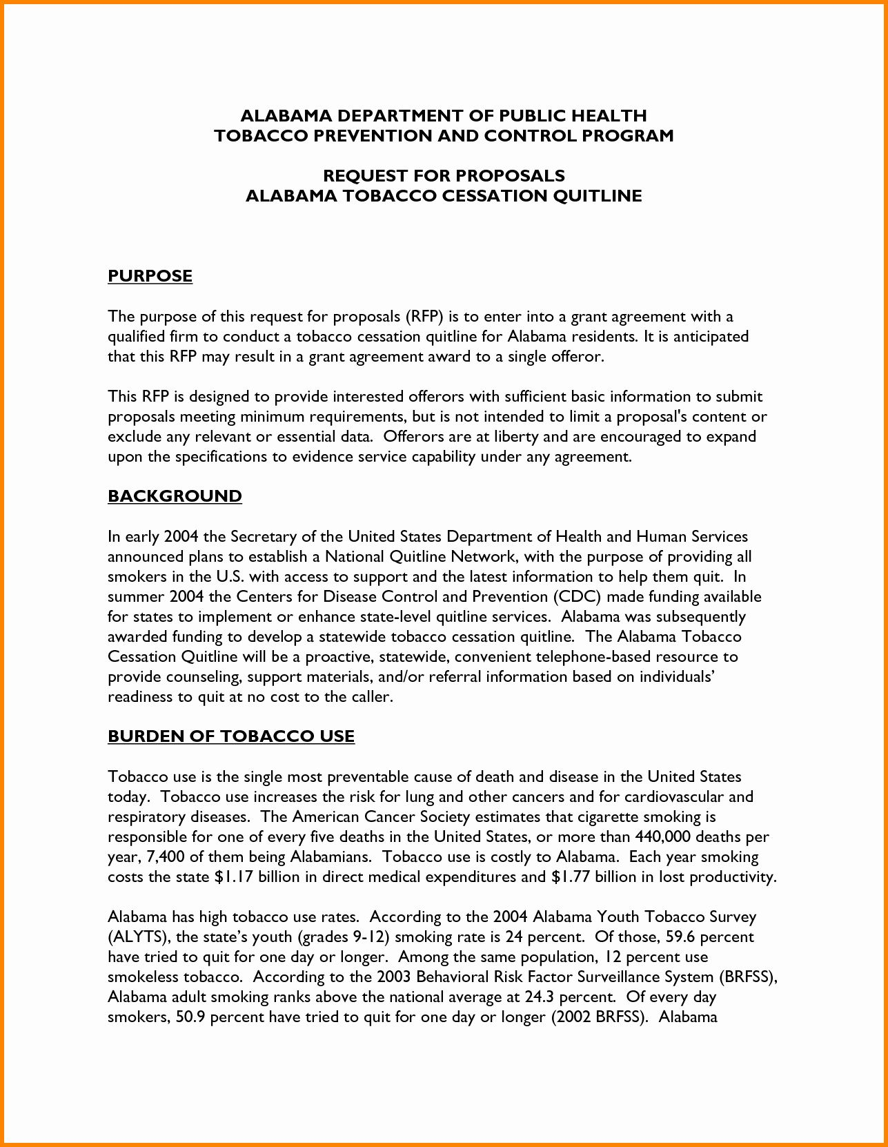Sample Grant Proposal Template In 2020 Grant Proposal Proposal