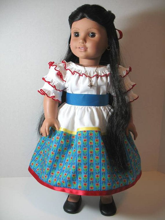 american girl josefina feast day outfit american girls and dolls. Black Bedroom Furniture Sets. Home Design Ideas
