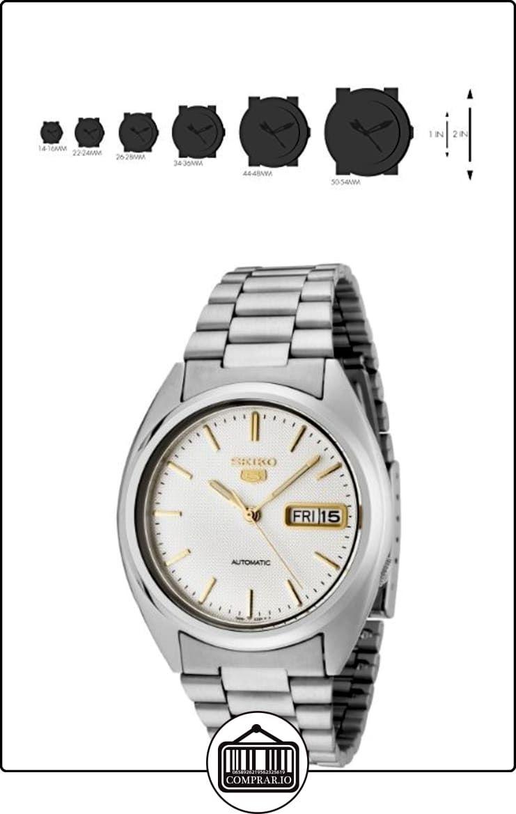 a9bb80817ba8 Seiko 5 Reloj automático Man SNXG47K 37 mm ✿ Relojes para hombre - (Gama  media alta) ✿