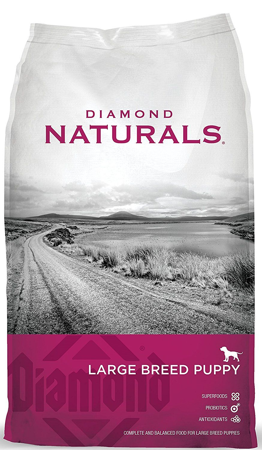 Diamond naturals dry food for puppy additional details