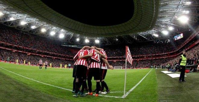 El Athletic frena al Villarreal en San Mamés y la Real Sociedad se asoma a la zona Champions