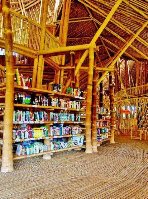 Libreria tropicale