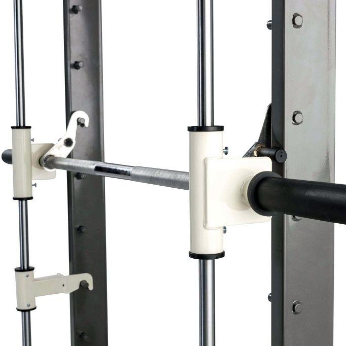 Tunturi Pure Compact Smith Machine Weight Bench With