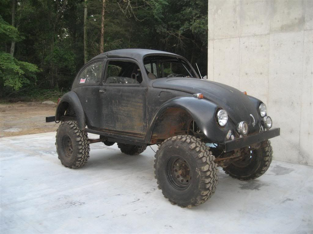 What Kind Of Lift Kit Can I Get For My Beetle Build Thread Page 2 Lengthening Car Trailer Pirate4x4com 4x4 And Offroad Off Road Forum