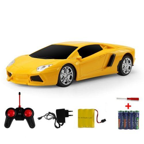 17c7e92b7c6   6.34  Flash Electric Shatterproof Wang Racing (Colour  Remote Control Cars  Yellow