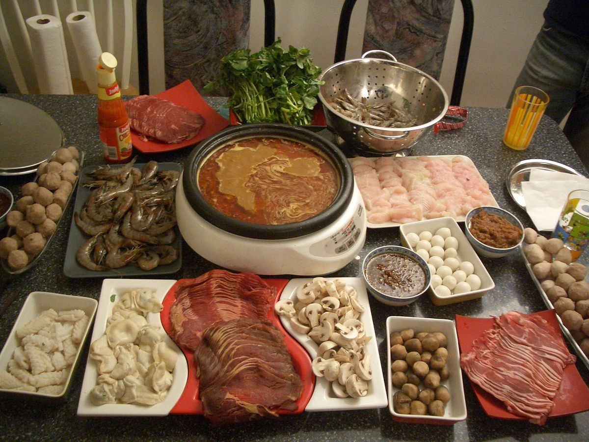 Hot Pot Top 10 Traditional Chinese Foods You Must Try China Condiment Recipes Khmer Food Food