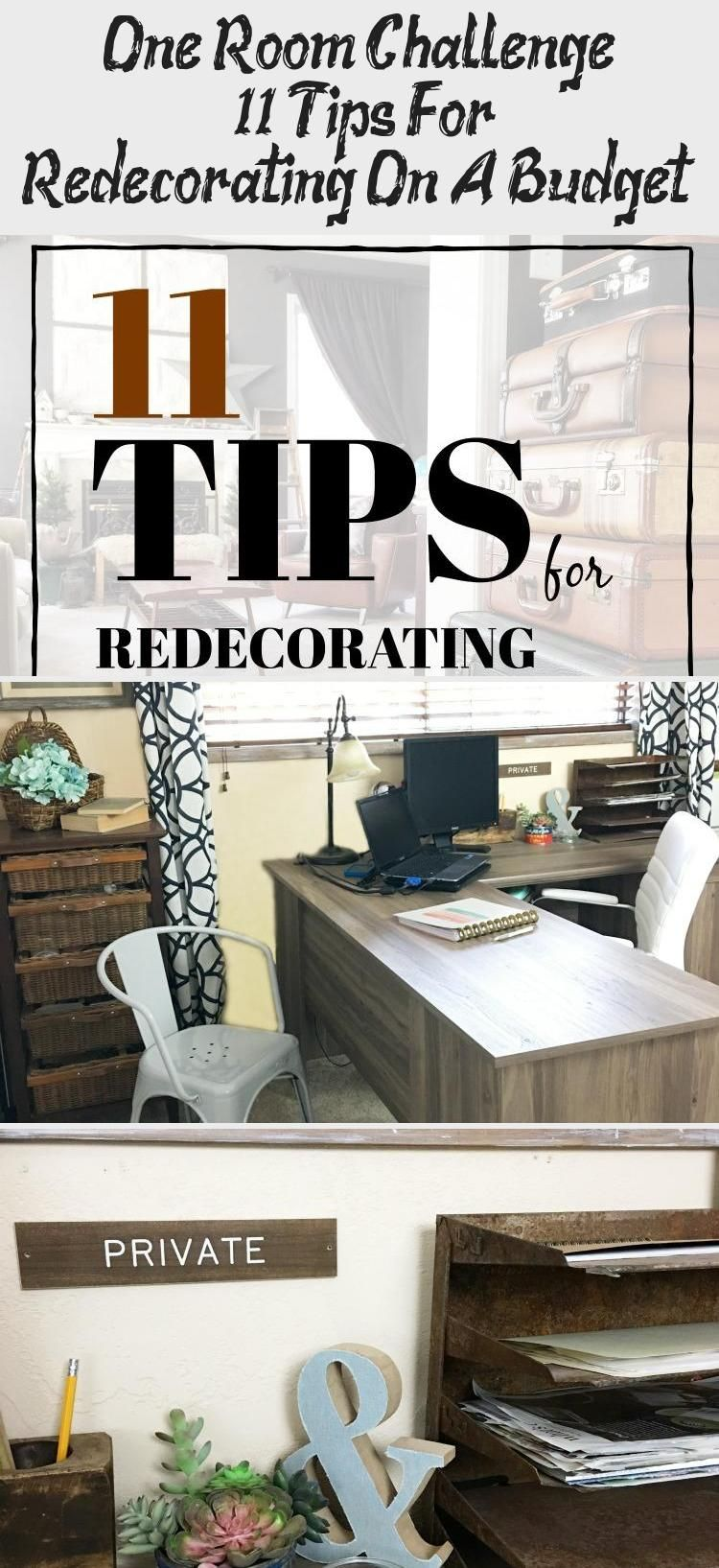 How to redecorate on a budget.  Here are some tips.  Find more on salvagesisterandmister.com #HomeDecorDIYVideosCheap #HomeDecorDIYVideosIdeas #HomeDecorDIYVideosProjects #HomeDecorDIYVideosApartment #HomeDecorDIYVideosLivingRoom