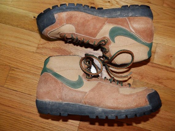 promo code 09fbf 8a6db NIKE LAVA DOME caldera vtg 80s suede waffle sole by vintagezion