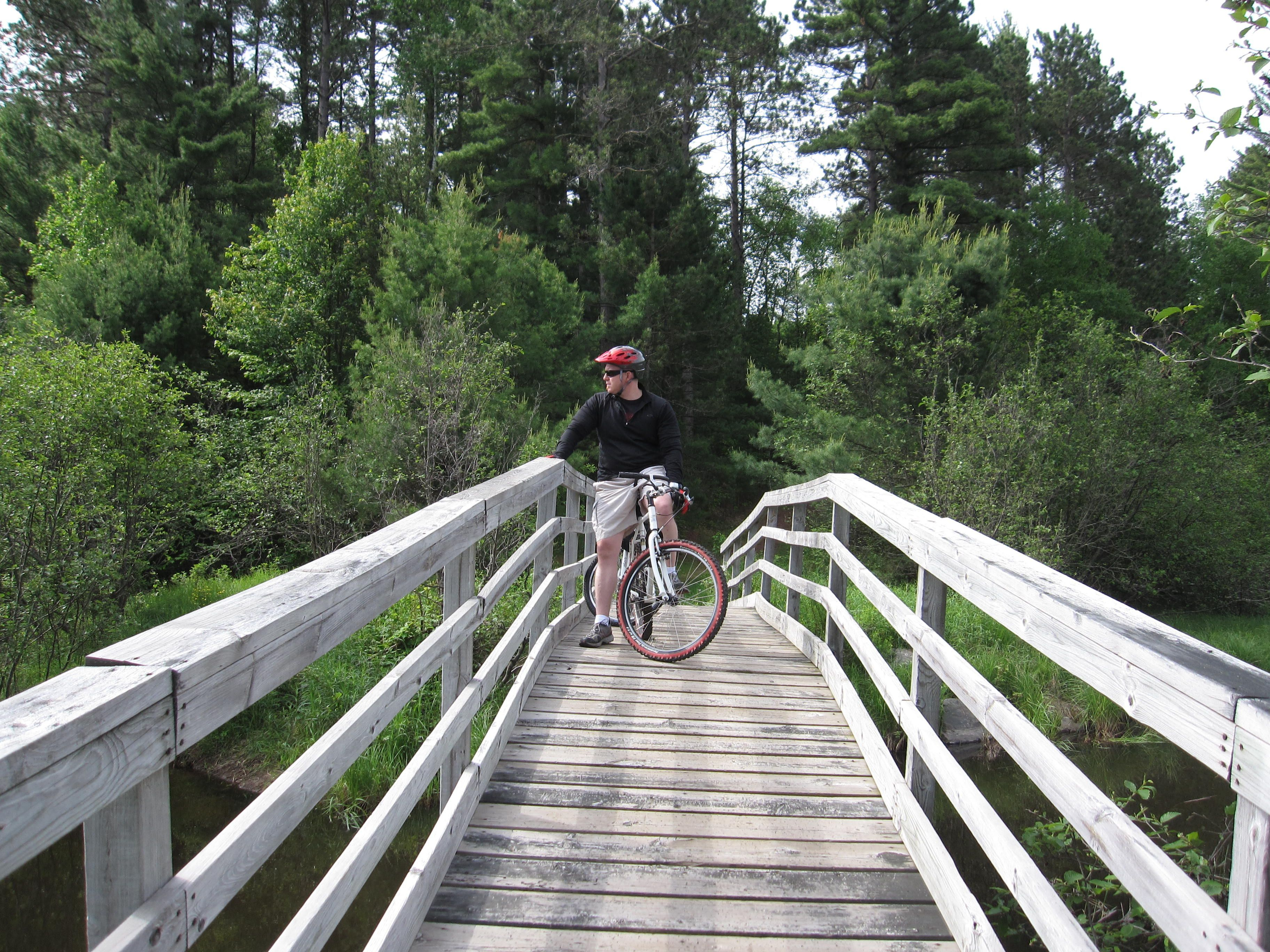 Heart Of Vilas County A Premier Paved Trail Trail Places To Go