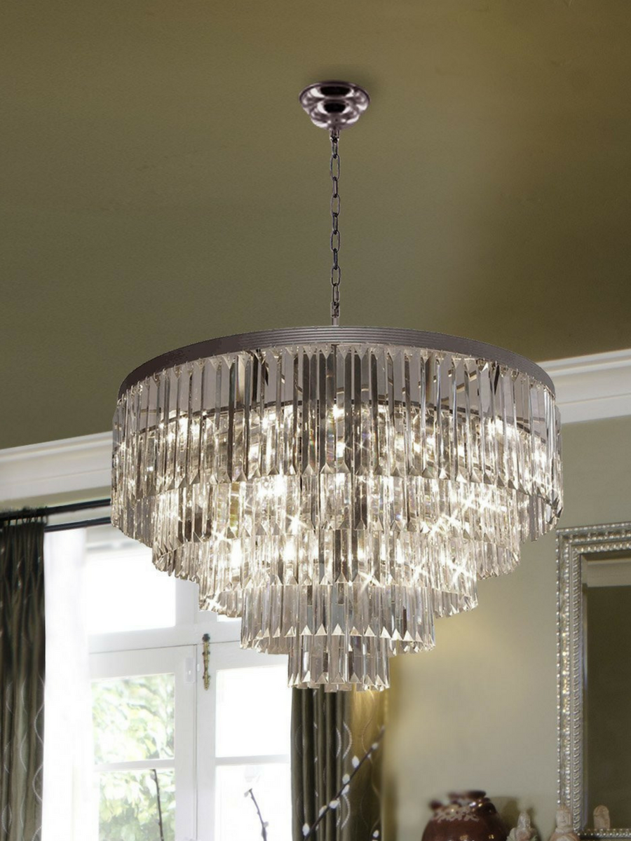 Gorgeous Chandelier at an amazing price on Amazon. Empress Crystal ...