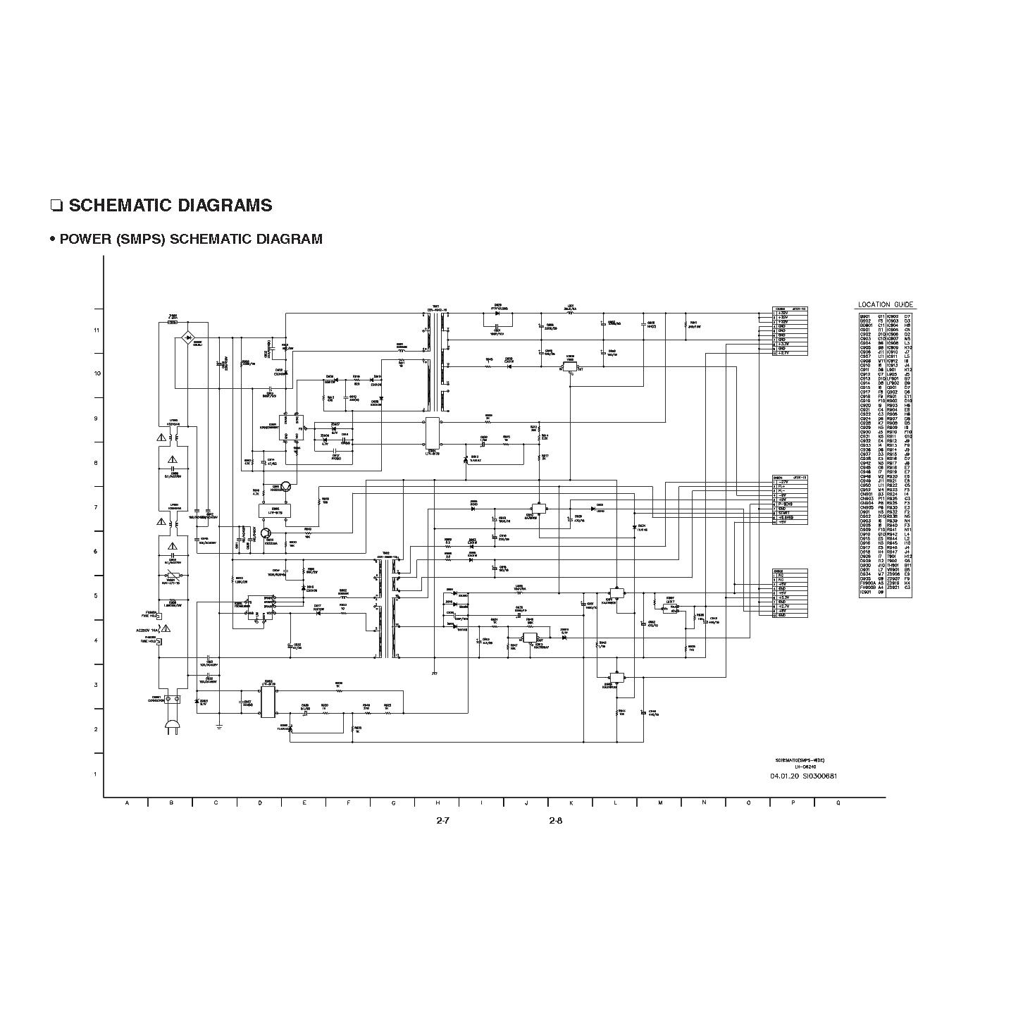 Diagram Proton 520 Service Manual Download Schematics