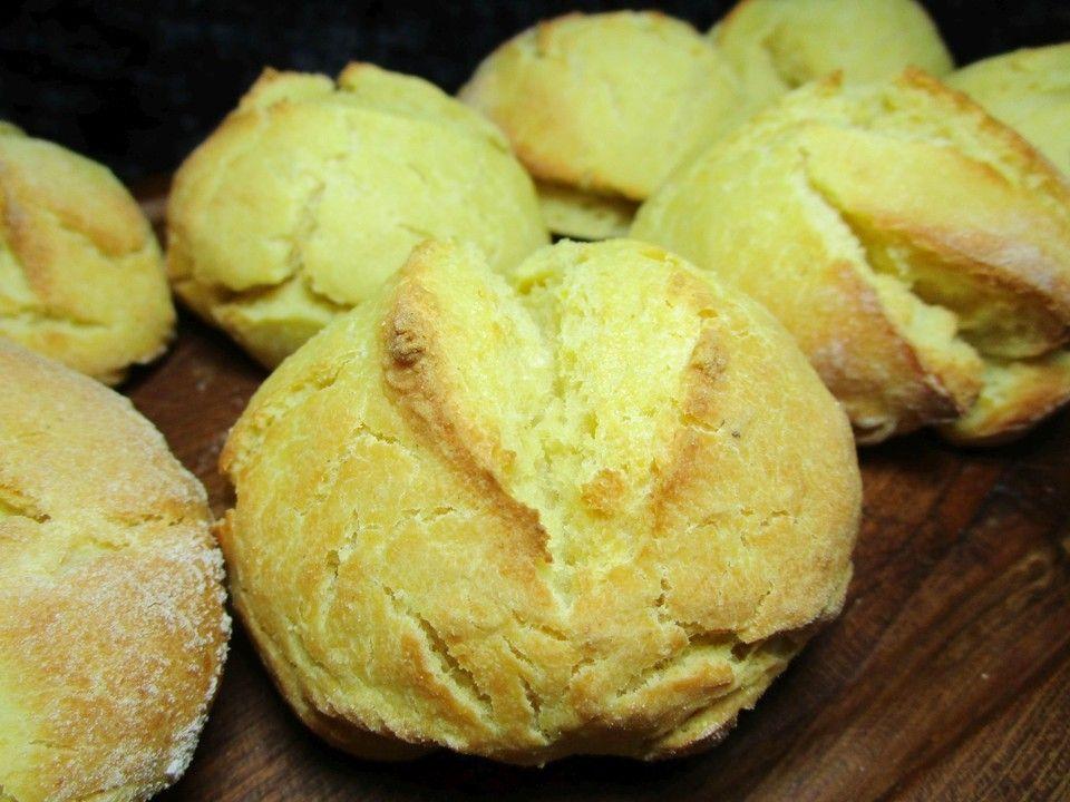 9 leckere Maisbrötchen