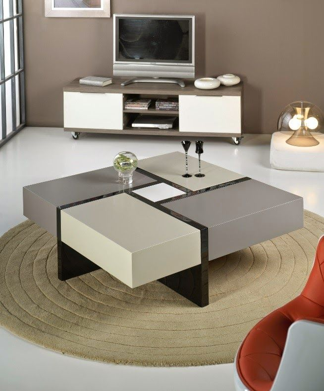 Small Coffee Table With Drawers Design Modern Tables