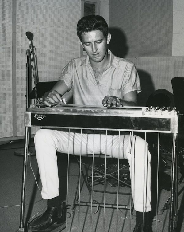 Buddy Emmons One Of The Great Steel Guitar Players With Many Names In Country Folk And Pop Passed Away July 29 At