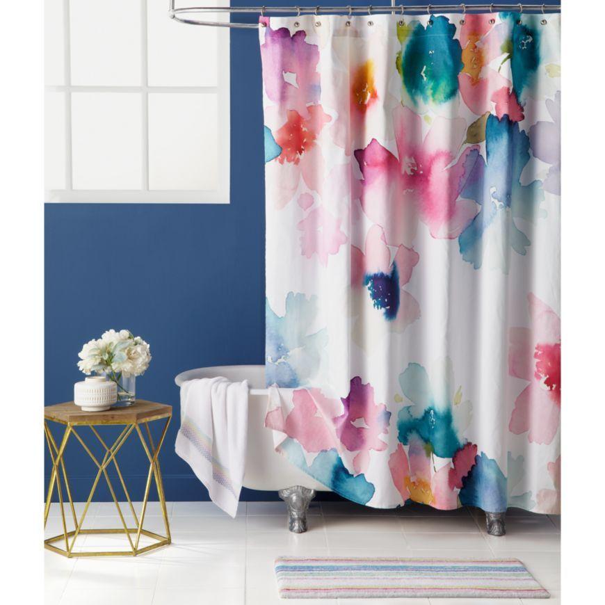 Bluebellgray Sanna Shower Curtain Shopthelook Vintage Boho Ad