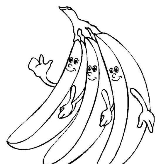 Banan Kartinki Dlya Detej Banan Raskraska Dlya Malyshej 19 Fevralya 2015 Blog Ecimmaicu Yandeximages Raskraski Besplatnye Raskraski Konturnye Risunki