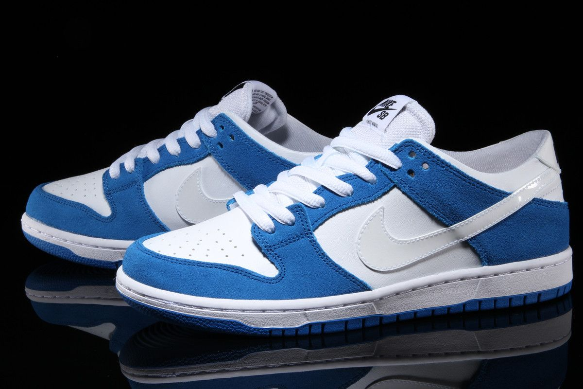 8c5cad0d330 Nike SB Dunk Low Pro Ishod Wair blue spark