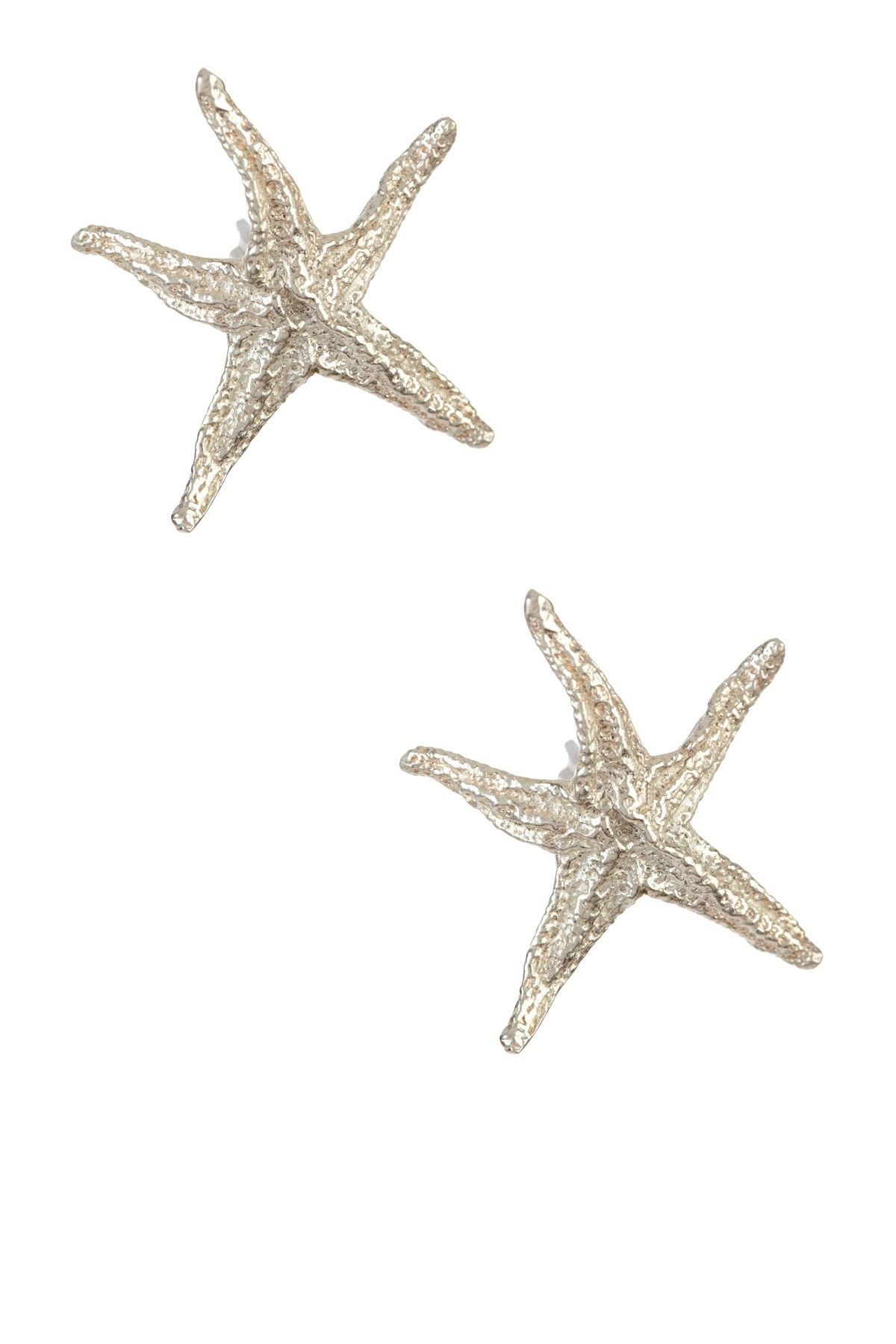 shaped img earrings dotoly starfish original in star bronze products light stud small