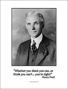 Ford Quotes Enchanting Henry Ford  Great Advice From The Father Of The Automobile .