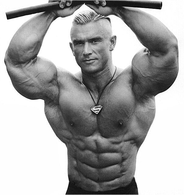 Image detail for -Lee Priest u2013 Lee Priest Nutrition u2013 Body Building - fresh arnold blueprint training review