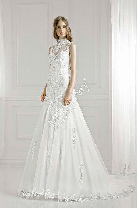 c7186e0e74 Suknia ślubna Vanilla Sposa   model Alioth