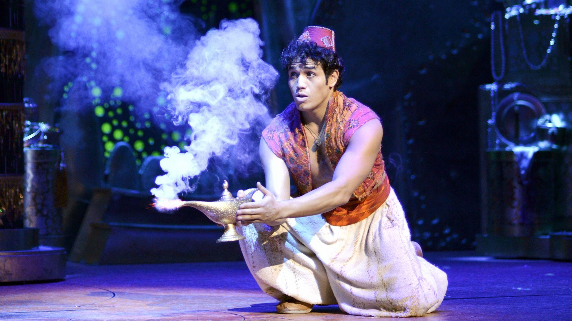 Broadway review udisney aladdinu broadway and movie