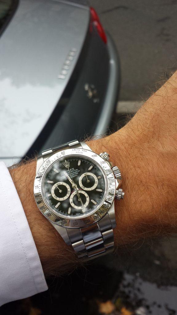 [Vends] Rolex daytona 16520 série P
