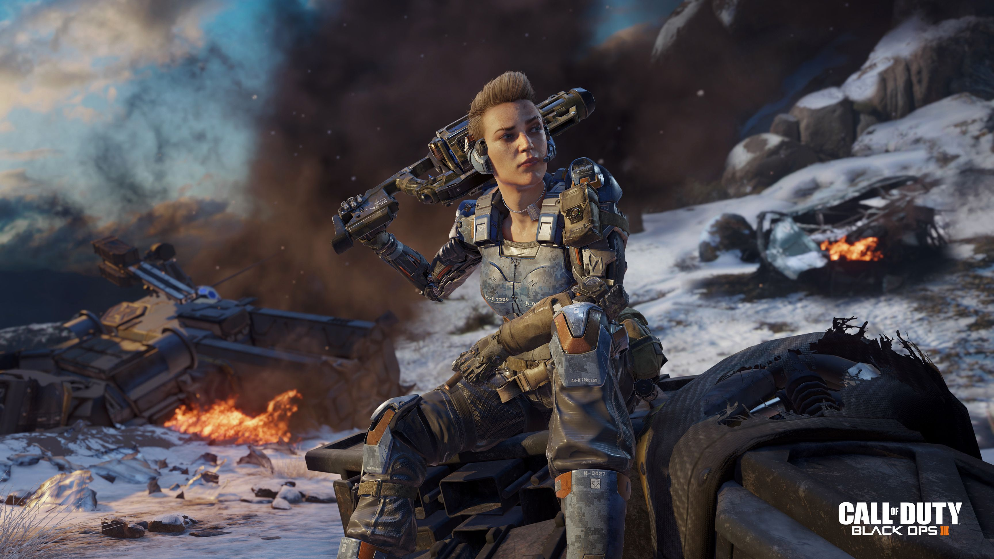Black Ops 3 Allows You To Play The Campaign In Whatever Order You Like Call Of Duty Black Ops Iii Call Duty Black Ops Black Ops Iii