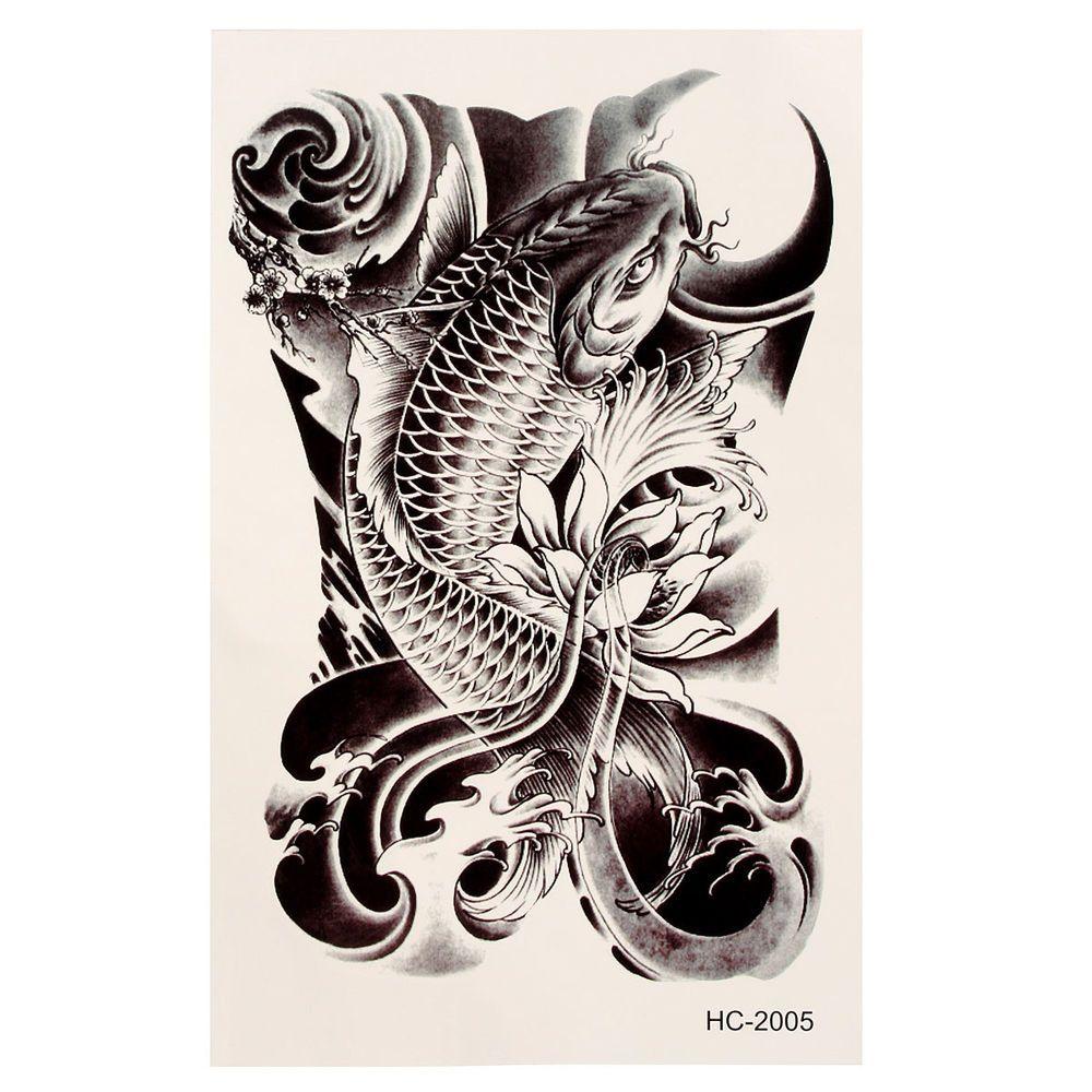 Pin de pmsnymaniii em NGOD Tatuagem carpa, Tattoo carpa