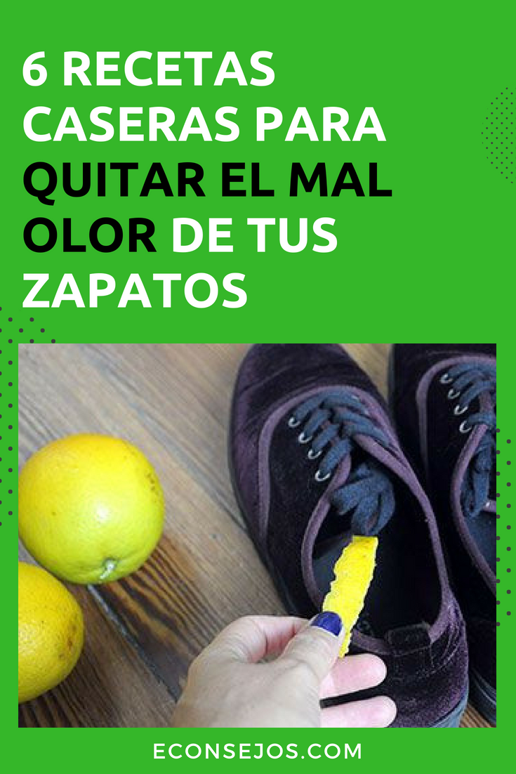 como eliminar el mal olor delos pies de forma natural