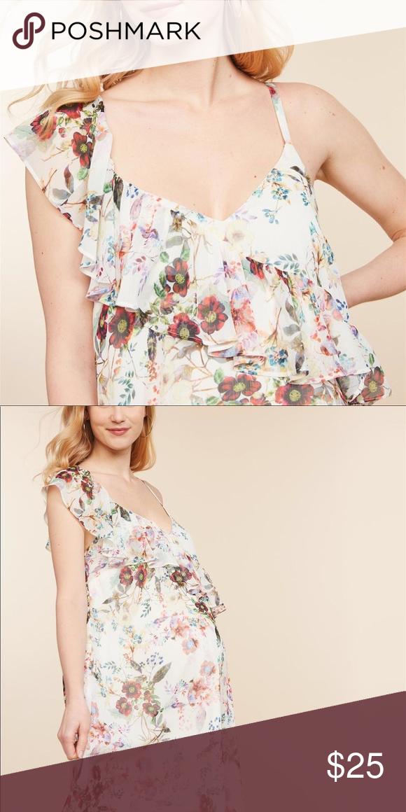 695666cc51c Jessica Simpson Maternity dress NWT Short