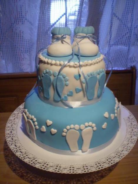 Pasteles Para Baby Shower De Niño 22 (