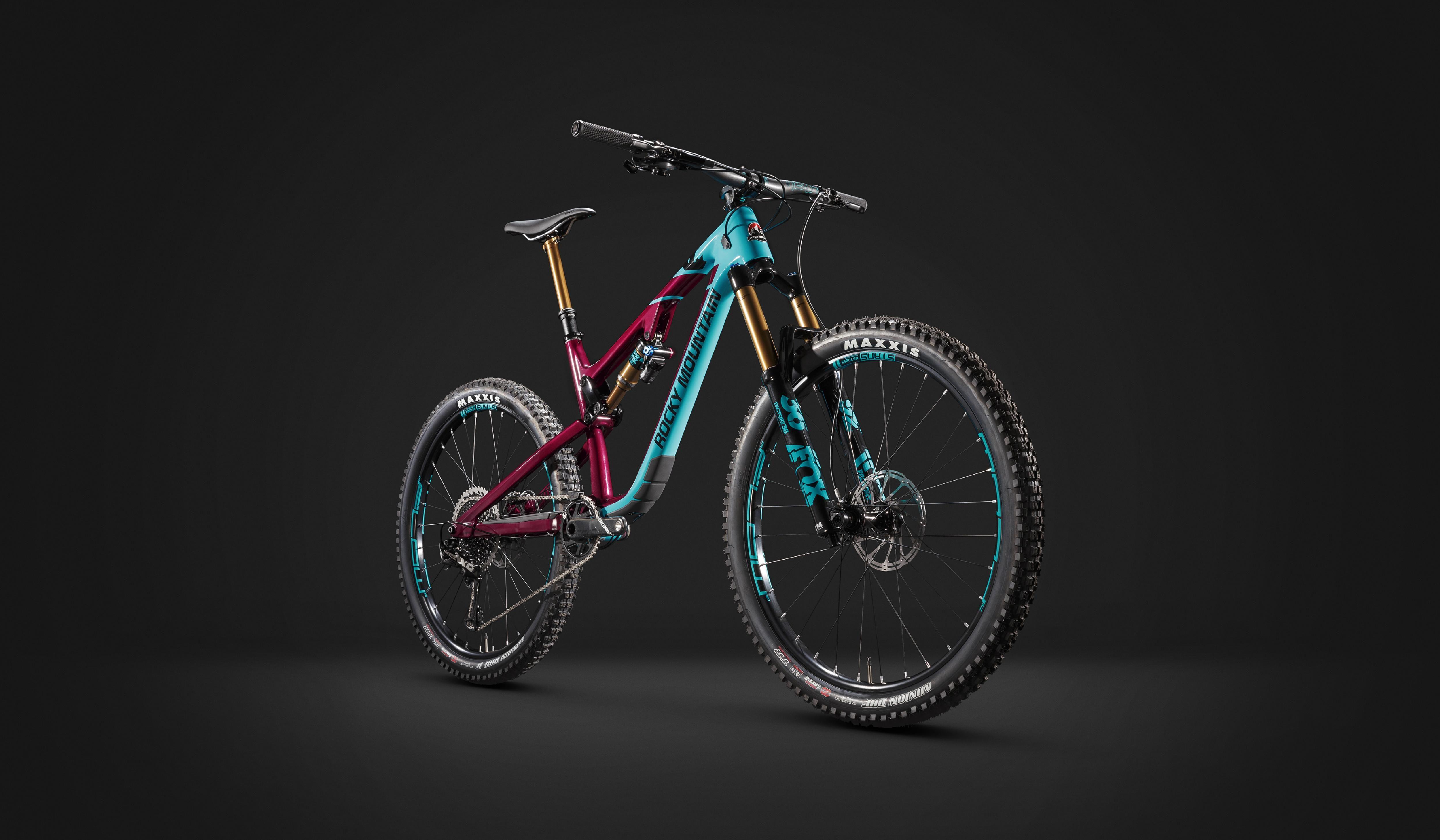 Altitude Montain Bike Rocky Mountains Bike
