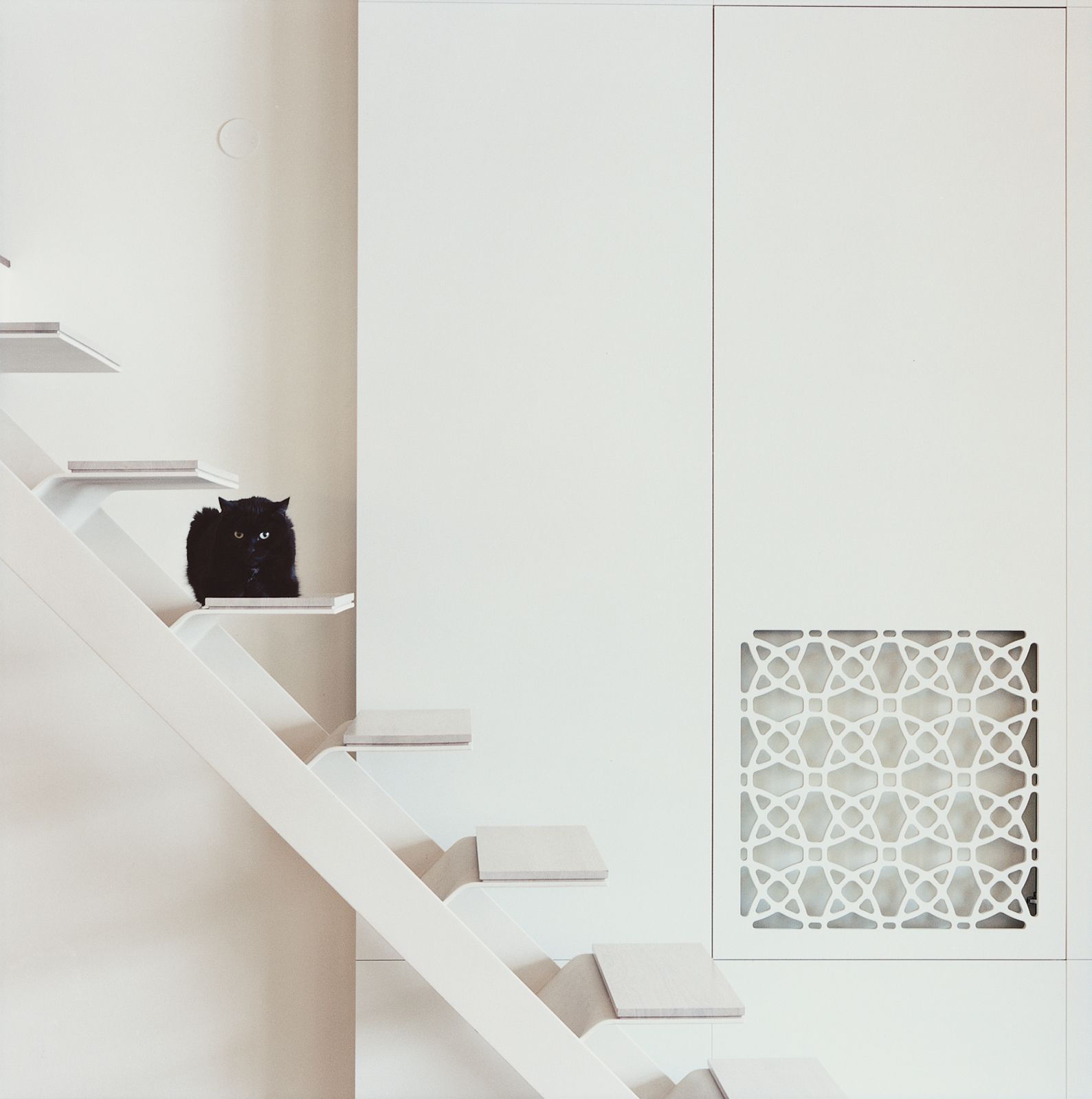 Whether you're going up or going down, an artfully constructed staircase never takes you in the wrong direction. Take a look at some of our favorite examples, taken from our photo library from issues past.