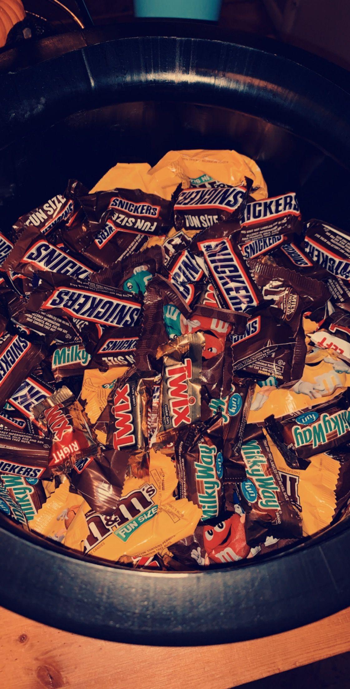 halloween candy fall chocolate Halloween candy