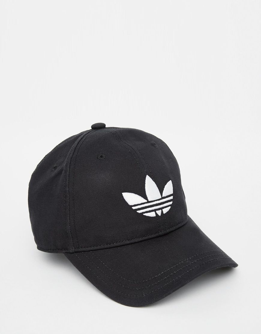 Gorra Con Trifolio De Adidas Originals Hats And Caps