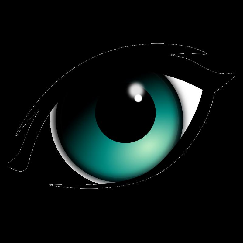 Png Blue Eye Cartoon Eyes Eye Drawing Eyes Clipart