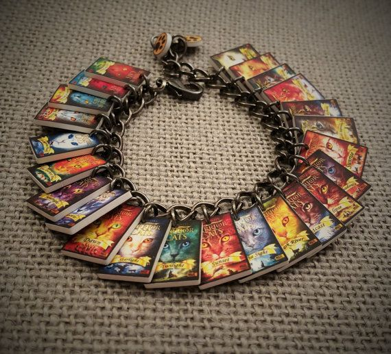 Warriors The New Prophecy Series: Warrior Cats Bracelet