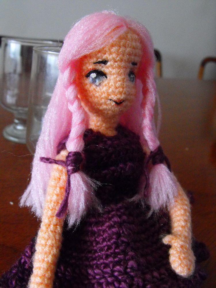 Barbie Doll Pattern (translates well) Irka!: Pandora - Patron Gratis ...